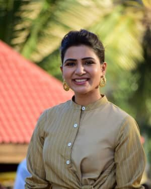 Samantha Akkineni - Photos: Promotion Of Web Series The Family Man Season 2