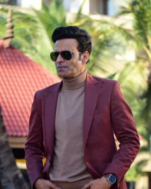 Manoj Bajpai - Photos: Promotion Of Web Series The Family Man Season 2 | Picture 1768638