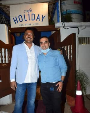 Photos: Celebs At The Launch Of Holiday Resturant In Versova | Picture 1770467