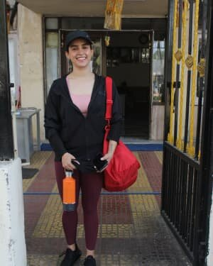 Sanya Malhotra - Photos: Celebs Spotted At Gym