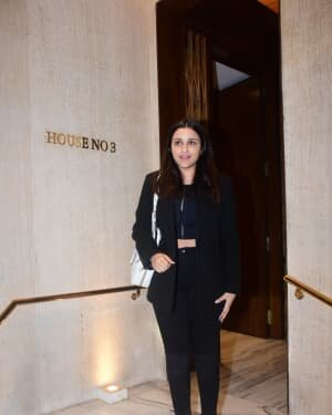 Parineeti Chopra - Photos: Celebs Spotted At Manish Malhotra's House | Picture 1770458