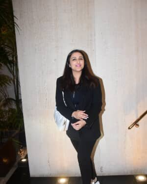 Parineeti Chopra - Photos: Celebs Spotted At Manish Malhotra's House | Picture 1770464