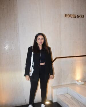 Parineeti Chopra - Photos: Celebs Spotted At Manish Malhotra's House | Picture 1770459