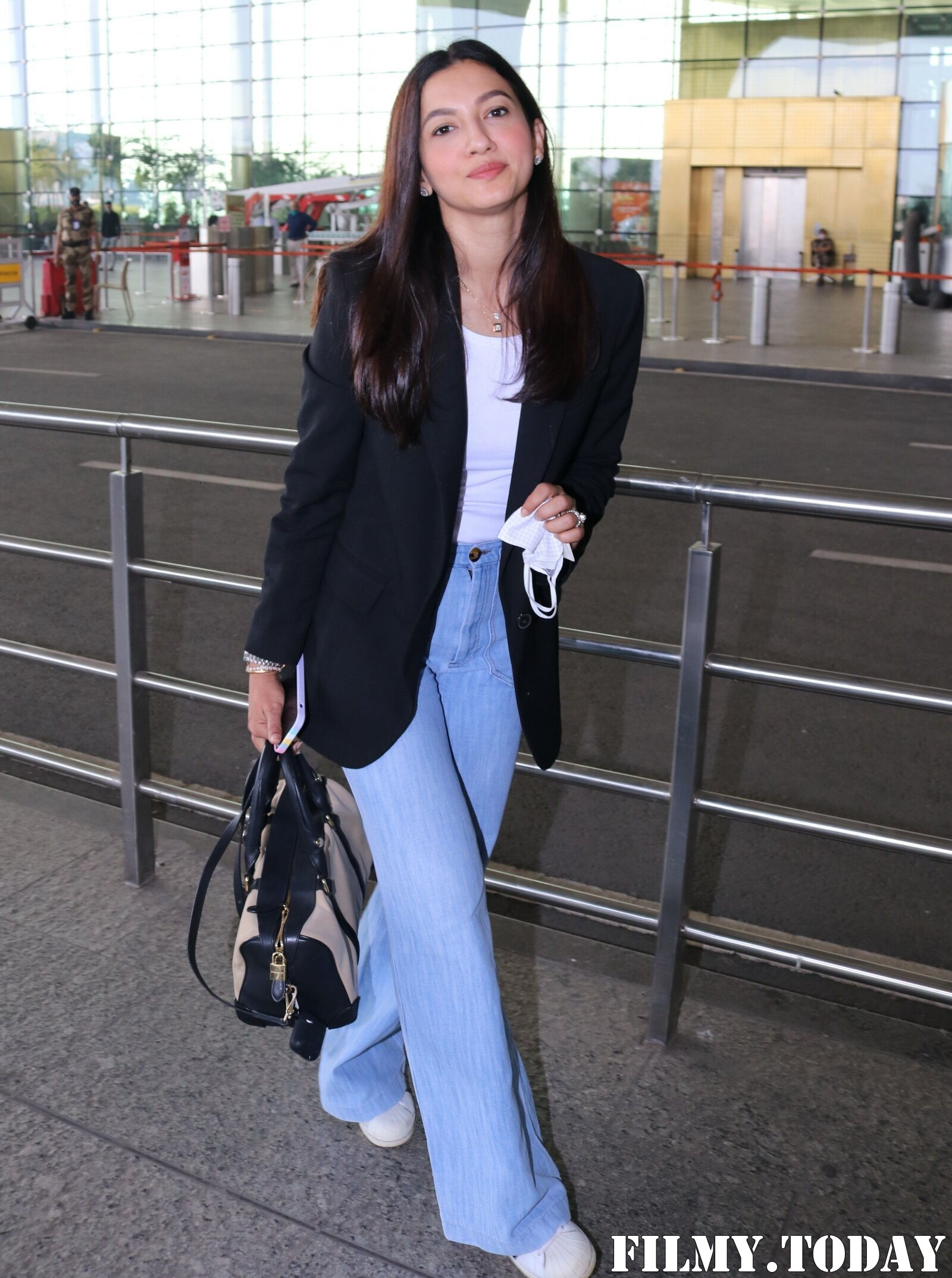 Gauhar Khan - Photos: Celebs Spotted At Airport | Picture 1770643