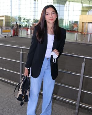 Gauhar Khan - Photos: Celebs Spotted At Airport | Picture 1770642