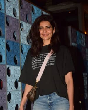 Karishma Tanna - Photos: Celebs Spotted At Bandra