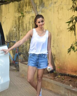 Daisy Shah - Photos: Celebs Spotted At Gym | Picture 1770652
