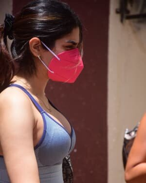 Khushi Kapoor - Photos: Celebs Spotted At Gym | Picture 1809977