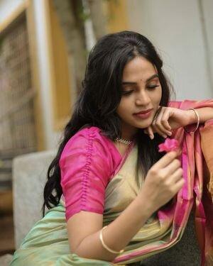 Bhavani Sre Latest Photos