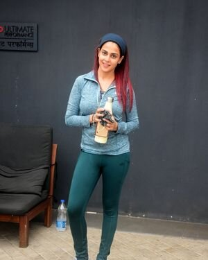 Genelia D Souza - Photos: Celebs Spotted At Gym | Picture 1813196