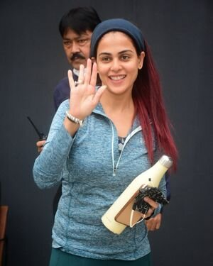 Genelia D Souza - Photos: Celebs Spotted At Gym | Picture 1813195