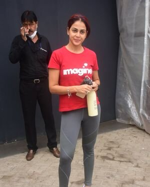 Genelia D Souza - Photos: Celebs Spotted At Gym | Picture 1814998