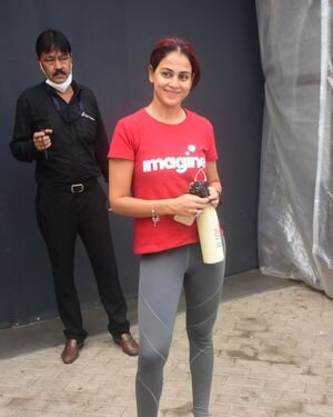 Genelia D Souza - Photos: Celebs Spotted At Gym | Picture 1814999