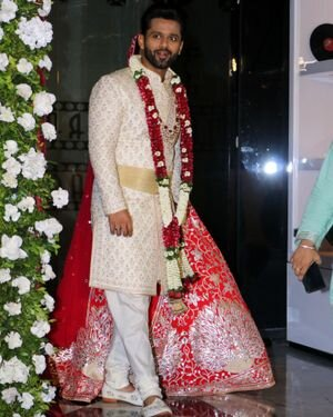 Photos: Rahul Vaidya & Disha Parmar Wedding | Picture 1816358