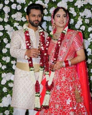 Photos: Rahul Vaidya & Disha Parmar Wedding | Picture 1816363