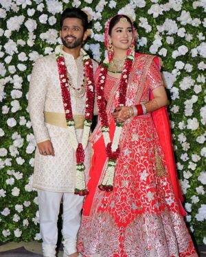 Photos: Rahul Vaidya & Disha Parmar Wedding | Picture 1816362