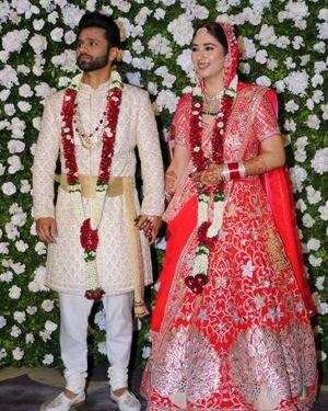 Photos: Rahul Vaidya & Disha Parmar Wedding | Picture 1816365