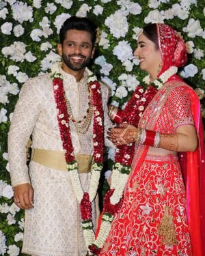Photos: Rahul Vaidya & Disha Parmar Wedding