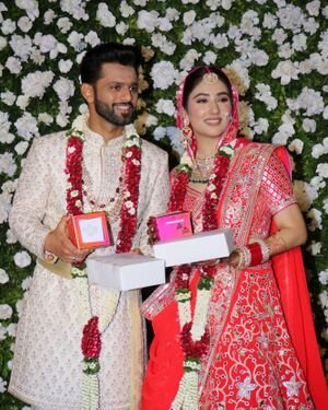 Photos: Rahul Vaidya & Disha Parmar Wedding   Picture 1816369