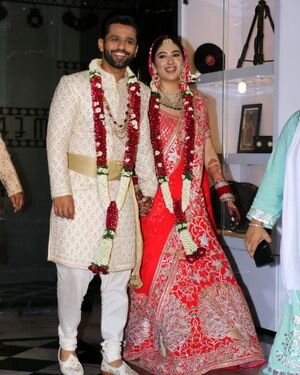 Photos: Rahul Vaidya & Disha Parmar Wedding | Picture 1816359