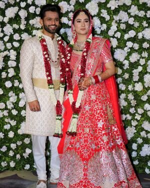 Photos: Rahul Vaidya & Disha Parmar Wedding | Picture 1816364