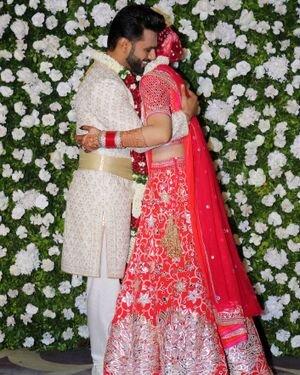 Photos: Rahul Vaidya & Disha Parmar Wedding   Picture 1816368