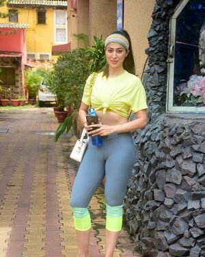 Raai Laxmi - Photos: Celebs Spotted At Gym | Picture 1817376