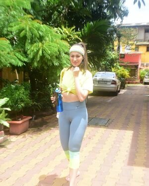 Raai Laxmi - Photos: Celebs Spotted At Gym | Picture 1817373
