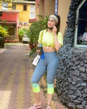 Raai Laxmi - Photos: Celebs Spotted At Gym | Picture 1817375