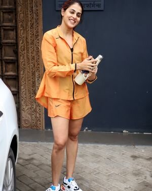 Genelia D Souza - Photos: Celebs Spotted At Bandra | Picture 1818885