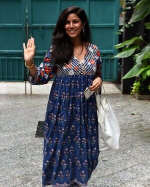 Nimrat Kaur - Photos: Celebs Spotted At Maddock Office | Picture 1818881