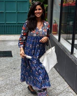 Nimrat Kaur - Photos: Celebs Spotted At Maddock Office