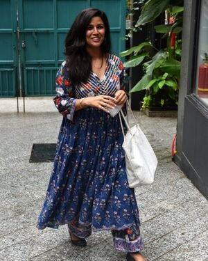 Nimrat Kaur - Photos: Celebs Spotted At Maddock Office | Picture 1818882