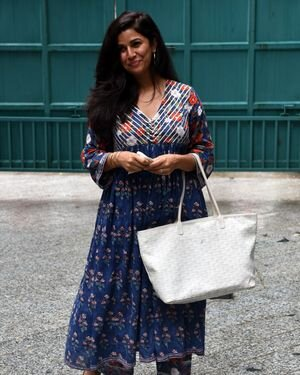 Nimrat Kaur - Photos: Celebs Spotted At Maddock Office | Picture 1818880