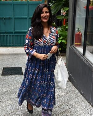 Nimrat Kaur - Photos: Celebs Spotted At Maddock Office | Picture 1818883