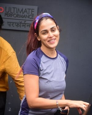 Genelia D Souza - Photos: Celebs Spotted At Gym | Picture 1819149