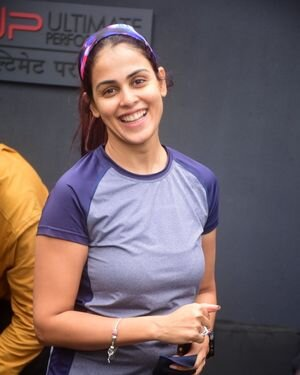 Genelia D Souza - Photos: Celebs Spotted At Gym | Picture 1819151