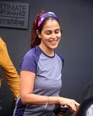Genelia D Souza - Photos: Celebs Spotted At Gym | Picture 1819150