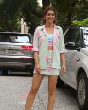 Kriti Sanon - Photos: Celebs Spotted At Maddock Office