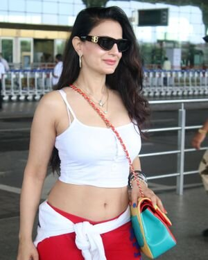 Ameesha Patel - Photos: Celebs Spotted At Airport | Picture 1819185