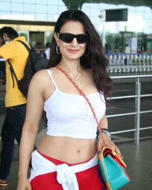 Ameesha Patel - Photos: Celebs Spotted At Airport | Picture 1819187