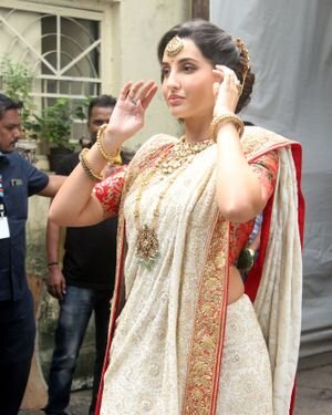 Nora Fatehi - Photos: Celebs Spotted At Filmcity | Picture 1819205