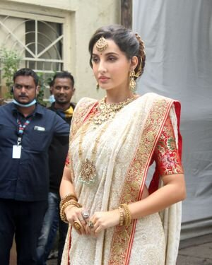Nora Fatehi - Photos: Celebs Spotted At Filmcity | Picture 1819204