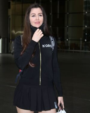 Giorgia Andriani - Photos: Celebs Spotted At Airport
