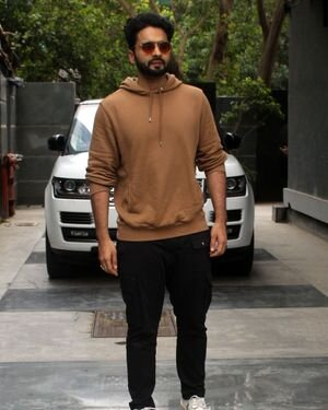 Jackky Bhagnani - Photos: Promotion Of Film Bell Bottom At Pooja Entertainment Office