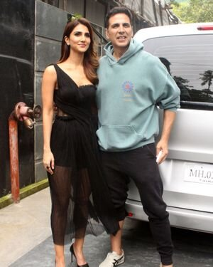 Photos: Promotion Of Film Bell Bottom At Pooja Entertainment Office | Picture 1819562