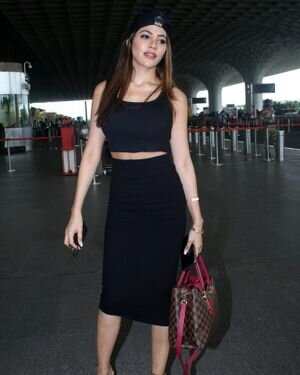 Nikki Tamboli - Photos: Celebs Spotted At Airport | Picture 1819831