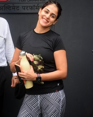 Genelia D Souza - Photos: Celebs Spotted At Gym | Picture 1819837