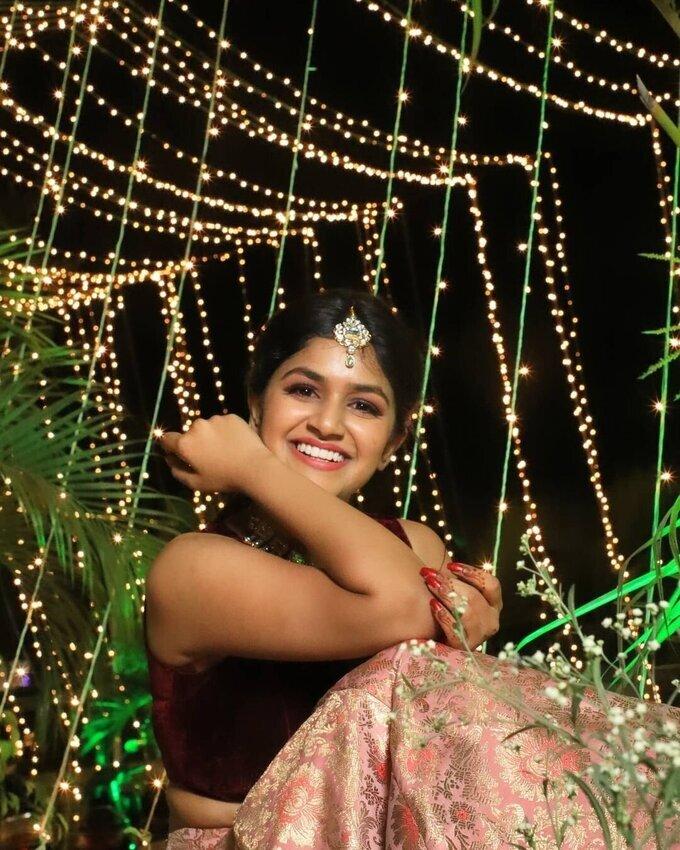 Sanjana Anand Latest Photos   Picture 1799993