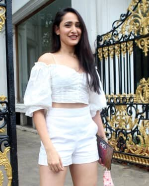 Pragya Jaiswal - Photos: Celebs Spotted Outside Royal China Restaurant | Picture 1802199